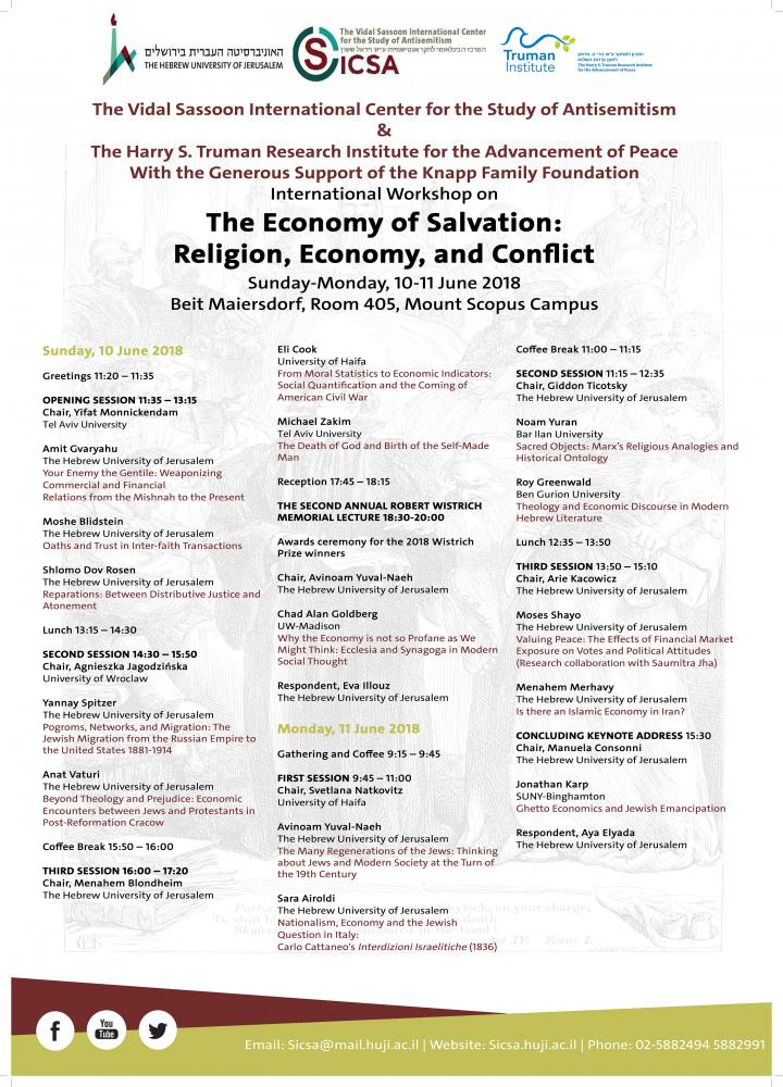 The Economy of Salvation2