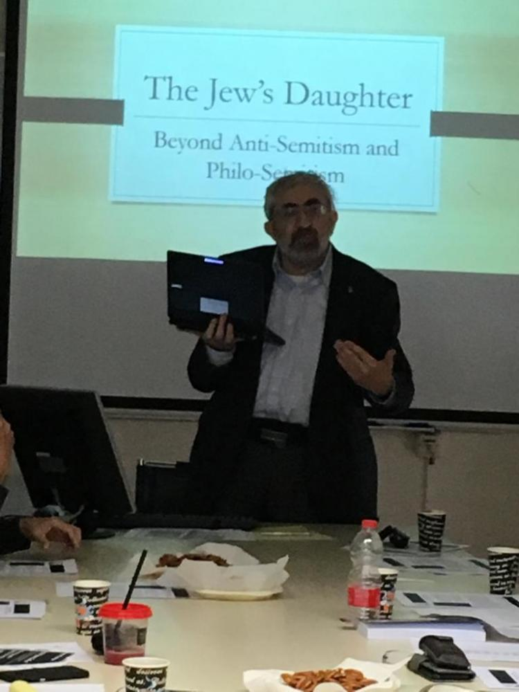 The Jew's Daughter 3