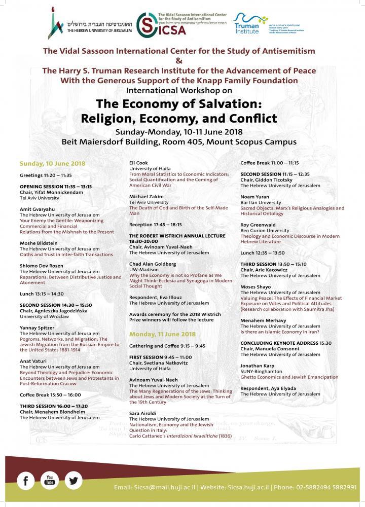 the_economy_of_salvation