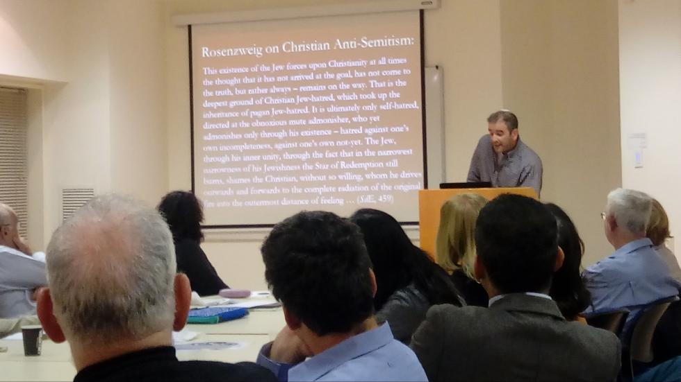 Antisemitism & Philosophy 2